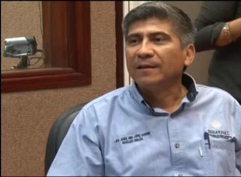 Lic. Jorge Abel López Sanchez – Delegado SEMARNAT en Sinaloa